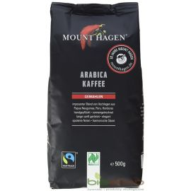 MOUNT HAGEN Arabica - Kawa mielona BIO 500g