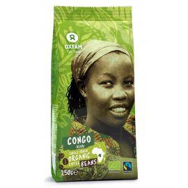 OXFAM Kivu Kongo BIO - kawa ziarnista Arabica 250 g