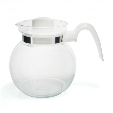 TERMISIL - Dzbanek Maja biały KULA - 1500 ml