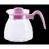 TERMISIL - Dzbanek Maja różowy STOŻEK - 1250 ml