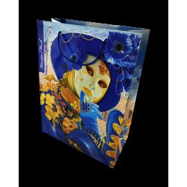 Torba prezentowa - Maski Weneckie - duża