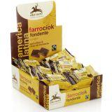 Herbatniki orkiszowe z gorzką czekoladą BIO - 28 g - Alce Nero