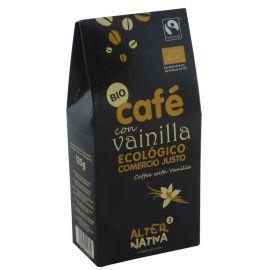 Alternativa - Kawa mielona z wanilią BIO - 125 g