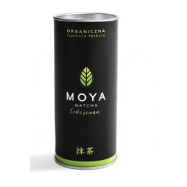 Moya Matcha Codzienna BIO - matcha w proszku - 30 g