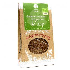 Ekologiczna przyprawa do zup uniwersalna - 50 g - Dary Natury