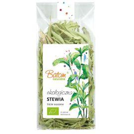 Ekologiczne liście stewii suszone - 20 g - BATOM