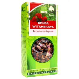 Herbatka Bomba Witaminowa - 100 g - Dary Natury