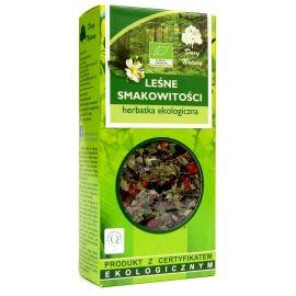 Herbatka Leśne Smakowitości - 100 g - Dary Natury