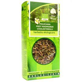 Herbatka polecana przy nadmiarze cholesterolu - 50 g - Dary Natury