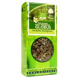 Herbatka polecana przy migrenie - 50 g - Dary Natury