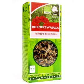 Herbatka rozgrzewająca - 50 g - Dary Natury