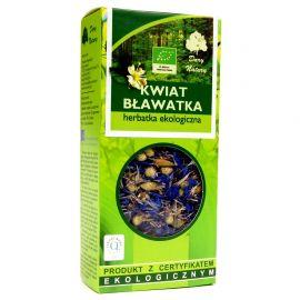 Herbatka z kwiatu bławatka - 25 g - Dary Natury