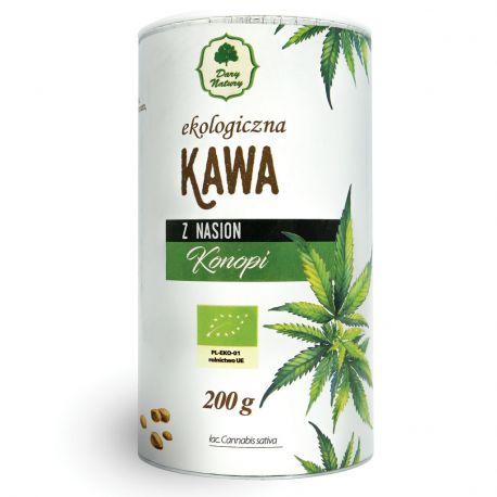 Kawa z nasion konopi - 200g