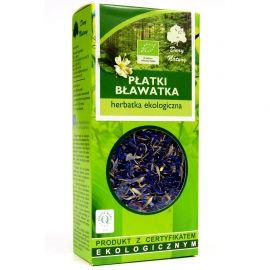 Herbatka z płatków bławatka - 25 g - Dary Natury