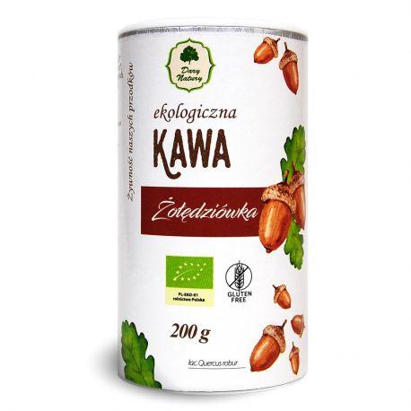 Kawa żółędziówka (bezglutenowa) - 200g