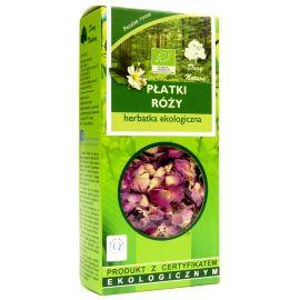 Herbatka z płatków róży - 20 g - Dary Natury