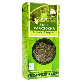 Herbatka ziele karczocha - 50 g - Dary Natury