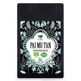 Biała herbata Pai Mu Tan BIO - 100 g - ECOBLIK
