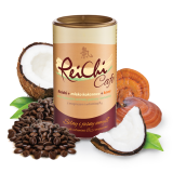 Chi-Cafe Reichi - Kawa z mleczkiem kokosowym i reishi - 180 g