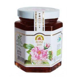 Ekologiczny dżem z płatkami róży - 230 g - Jam and Jam