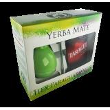 Zestaw Yerba - Taragui Energia 500 g + akcesoria