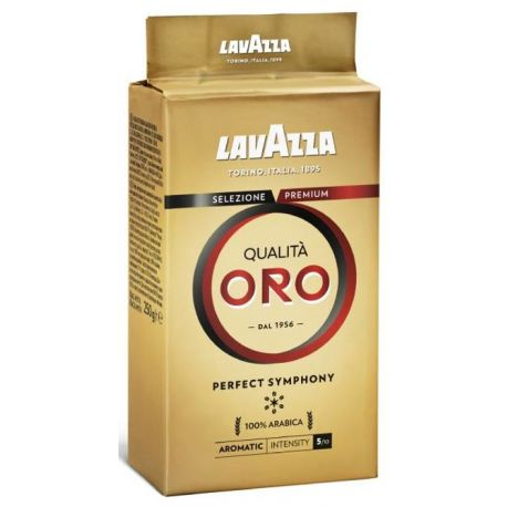 LAVAZZA Qualita Oro - mielona - 250 g