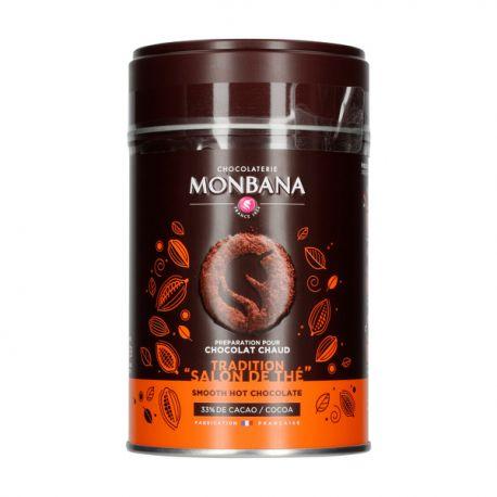 Monbana czekolada w proszku Traditional - 250g