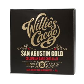 Willie's Cacao - Czekolada 88 % San Agustin Gold - 50 g