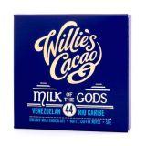 Willie's Cacao - Czekolada 44% - Milk of the Gods 50g
