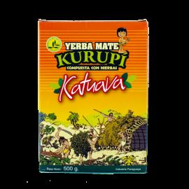Kurupi Katuava - Yerba Mate - 500 g