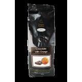Hansa Kaffee - Czekolada z Pomarańczą - kawa ziarnista - 250 g