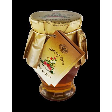 Miód Różany - słoiczek 150ml