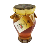 Miód Różany - słoiczek 240 ml