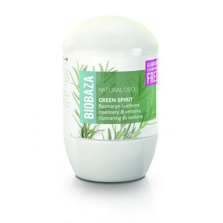 BIOBAZA DEO - Green Spirit - 50ml