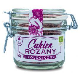 Cukier różany - słoiczek 150 g - Dary Natury
