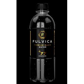 Czarna woda źródlana - 500 ml - FULVICA