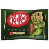 KitKat Mini - wafelki z Matchą - 12 x 11,3 g