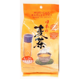 Mugicha - herbata jęczmienna - 20 x 4 g