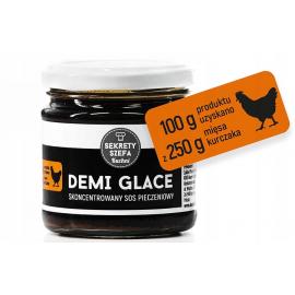 Naturalny sos pieczeniowy kurczak - DEMI GLACE - 180 g