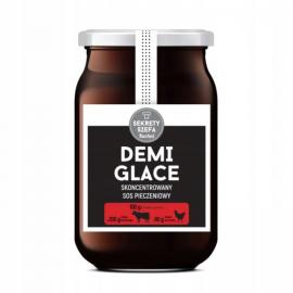 Naturalny sos pieczeniowy wołowo-drobiowy - DEMI GLACE - 900 g
