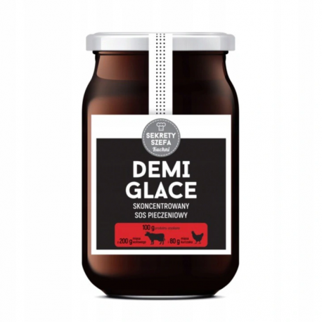 Demi Glace - sos pieczeniowy wołowina-kurczak- 900g