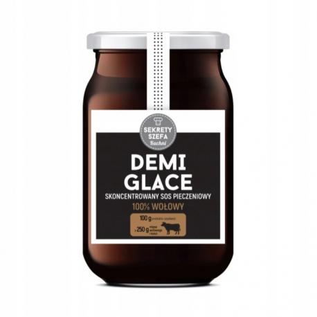 Naturalny sos pieczeniowy wołowo - DEMI GLACE - 900 g