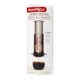 AeroPress - urządzenie do parzenia kawy i herbaty