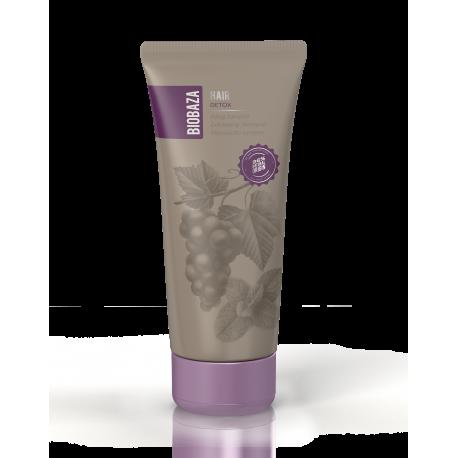 BIOBAZA HAIR - szampon i peeling do włosów i skóry głowy 250ml