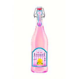 EFFERVE Francuska Różowa Lemoniada Pink Rose - 750ml