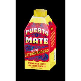 PUERTO MATE - Napój Yerba Terere CYTRYNOWY - 500ml