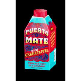 PUERTO MATE - Napój Yerba Terere GRANAT - 500ml