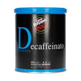 Caffe Vergnano - kawa mielona bezkofeinowa - 250 g