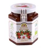 Ekologiczna konfitura z owoców dzikiej róży - 230 g