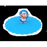 Pokrywka silikonowa na kubek - Kot Doraemon